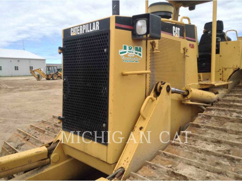 CATERPILLAR TRACK TYPE TRACTORS D6M equipment  photo 12