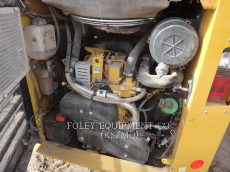CATERPILLAR ŁADOWARKI ZE STEROWANIEM BURTOWYM 246DSTD1CA equipment  photo 4
