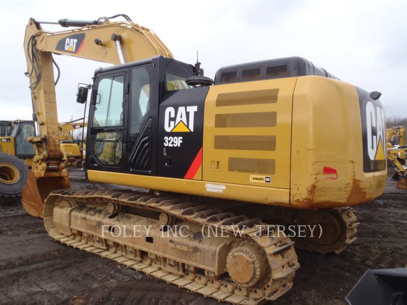 CATERPILLAR TRACK EXCAVATORS 329FL equipment  photo 5