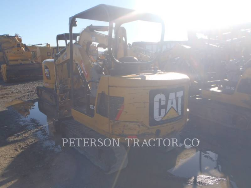 CATERPILLAR TRACK EXCAVATORS 302.5CQ equipment  photo 3