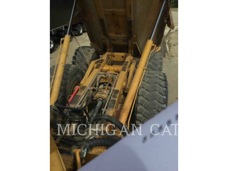 CATERPILLAR ARTICULATED TRUCKS 740 equipment  photo 13