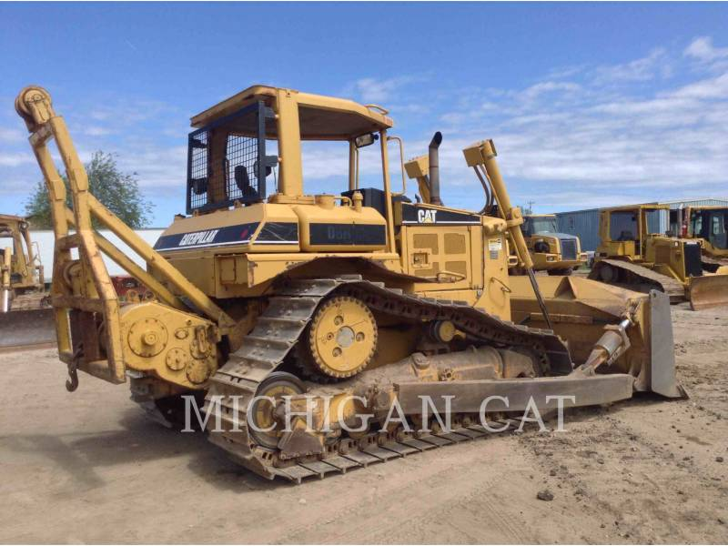 CATERPILLAR TRACK TYPE TRACTORS D6RXW equipment  photo 4