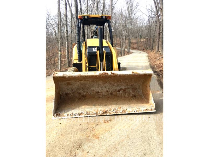 CATERPILLAR BACKHOE LOADERS 416 F equipment  photo 3