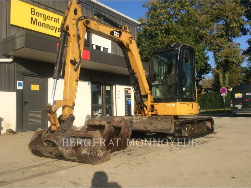 CATERPILLAR トラック油圧ショベル 305E CR equipment  photo 8