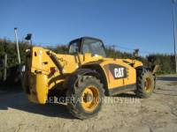 Equipment photo CATERPILLAR TH414 MH CHARGEUR À BRAS TÉLESCOPIQUE 1