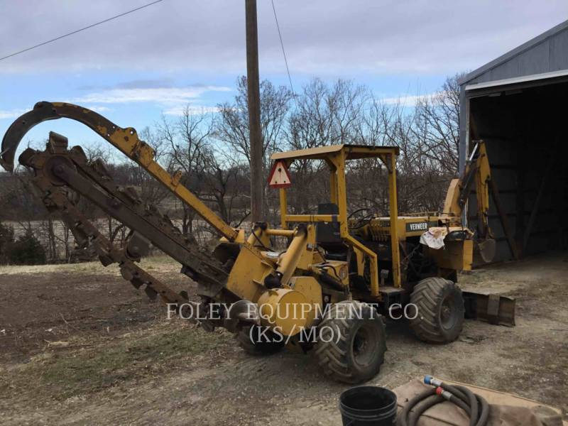VERMEER TRENCHERS M470 equipment  photo 7