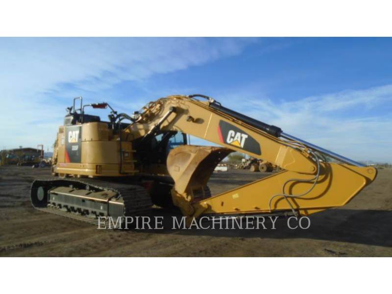 CATERPILLAR PELLES SUR CHAINES 335FL CR equipment  photo 1