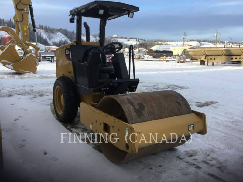 CATERPILLAR COMPACTORS CS34 equipment  photo 1