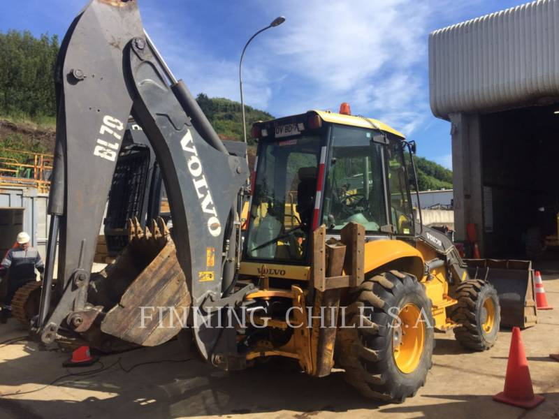 VOLVO CONSTRUCTION EQUIPMENT BAGGERLADER BL 70 equipment  photo 4
