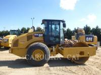 CATERPILLAR VIBRATORY SINGLE DRUM SMOOTH CS64B equipment  photo 4