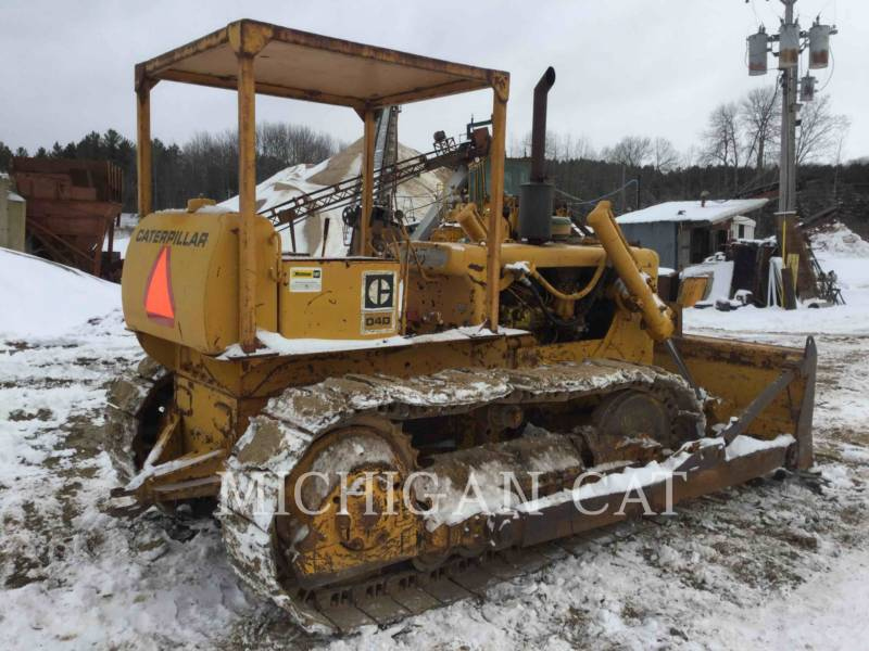 CATERPILLAR TRACTORES DE CADENAS D4D equipment  photo 3