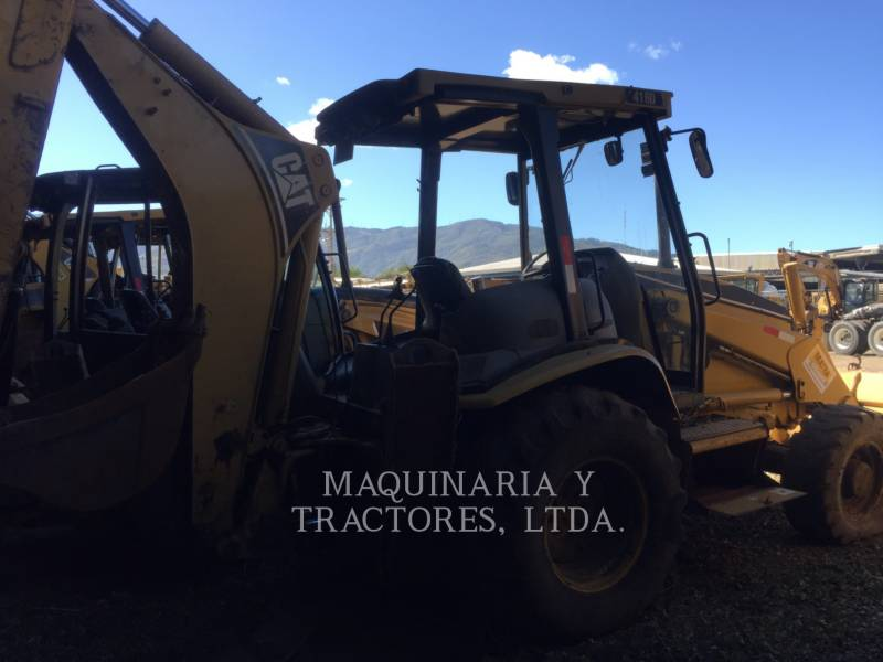 CATERPILLAR BACKHOE LOADERS 416D equipment  photo 4