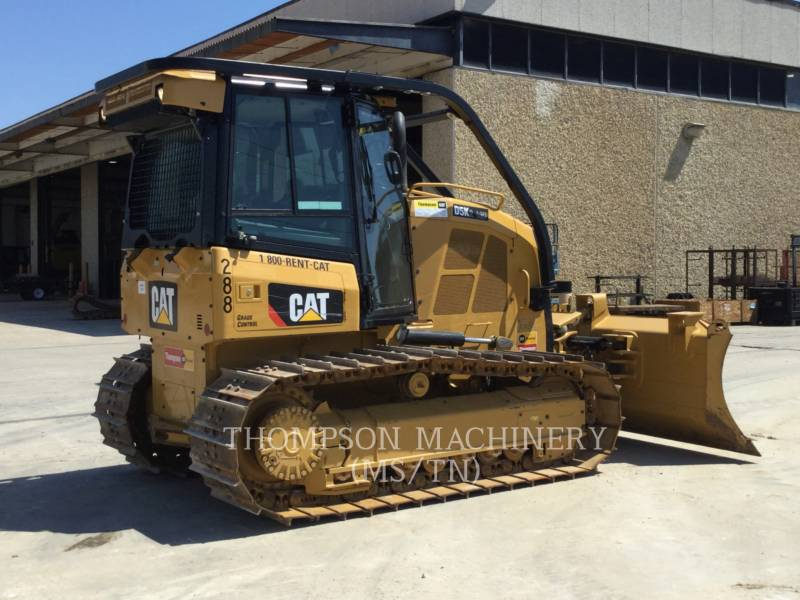 CATERPILLAR TRATORES DE ESTEIRAS D5K2 LGP equipment  photo 5