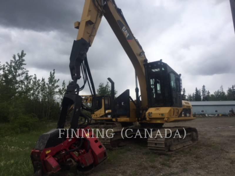 CATERPILLAR Forstwirtschaft –  Prozessor 320DFMHW equipment  photo 1