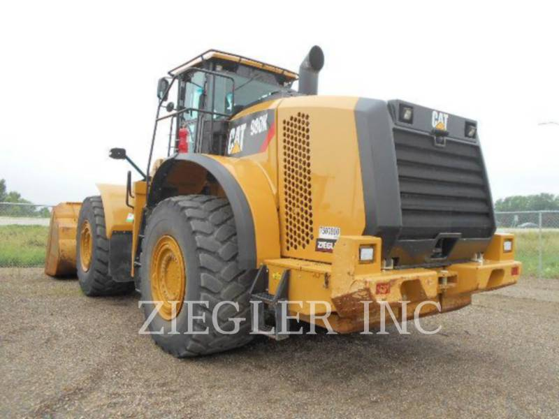 CATERPILLAR WHEEL LOADERS/INTEGRATED TOOLCARRIERS 980K12T equipment  photo 3