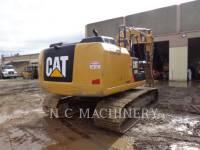 CATERPILLAR TRACK EXCAVATORS 320E L equipment  photo 3