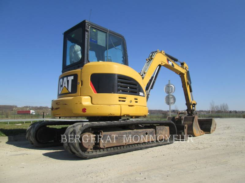 CATERPILLAR PELLES SUR CHAINES 305DCR equipment  photo 5