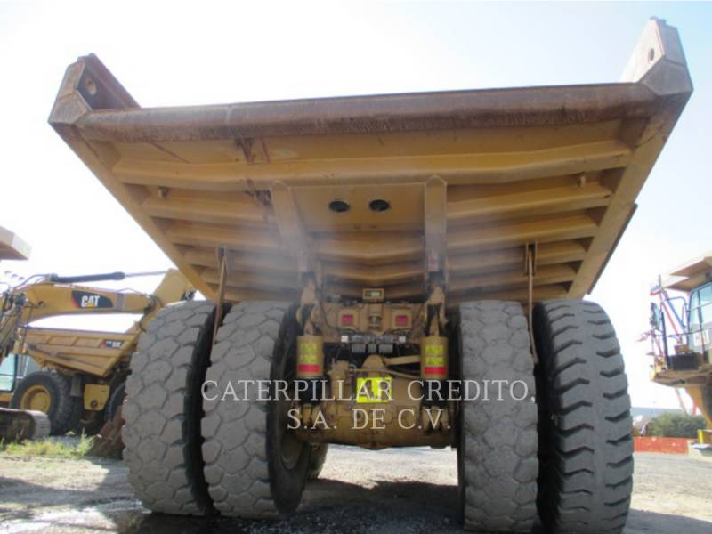 CATERPILLAR TOMBEREAUX DE CHANTIER 777GLRC equipment  photo 8