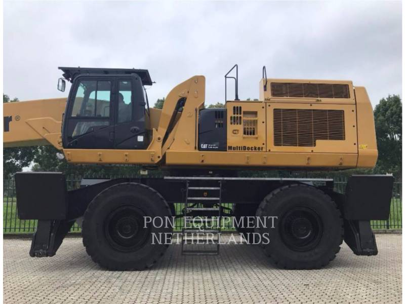 CATERPILLAR EXCAVADORAS DE CADENAS Multidocker CH70D equipment  photo 2