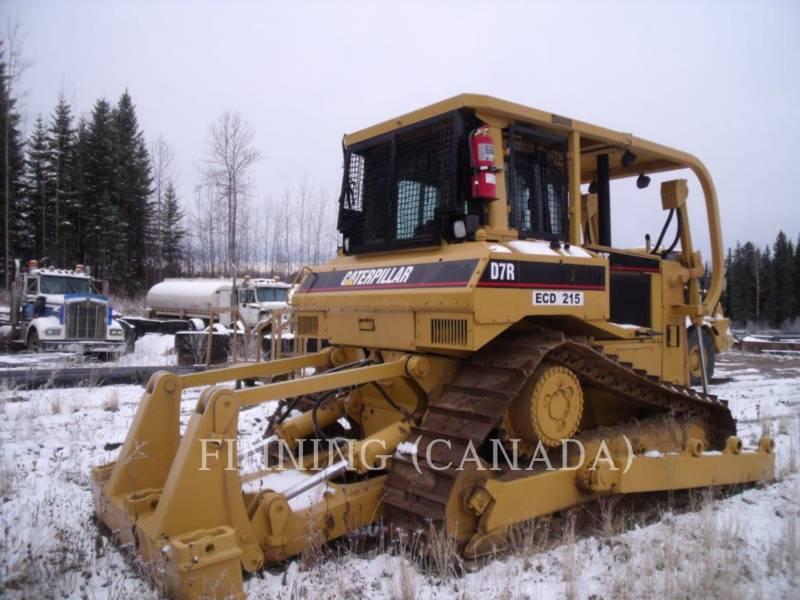 CATERPILLAR TRACTEURS SUR CHAINES D7R equipment  photo 3