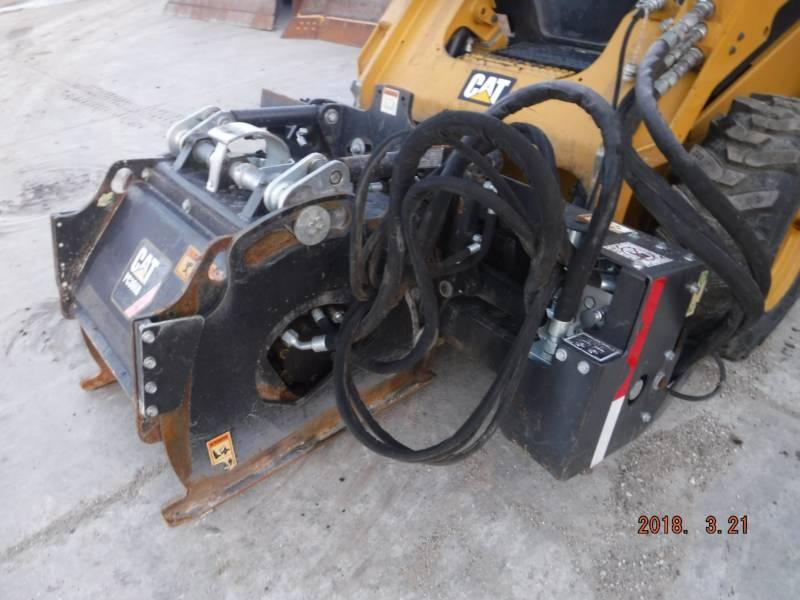 CATERPILLAR SKID STEER LOADERS 262D equipment  photo 6