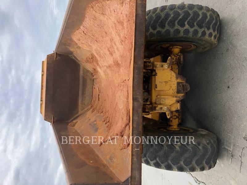VOLVO CONSTRUCTION EQUIPMENT DUMPER ARTICOLATI A25C equipment  photo 6