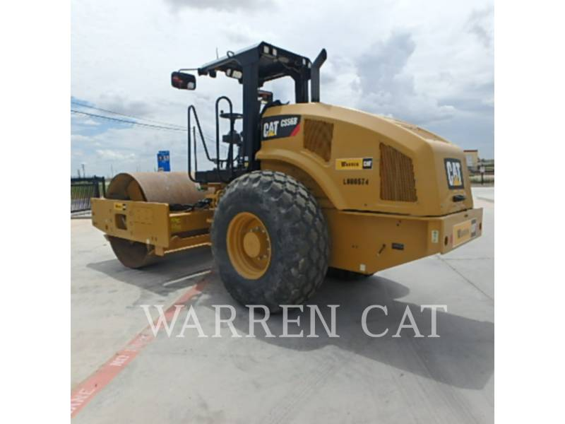 CATERPILLAR PAVIMENTADORA DE ASFALTO CS56B equipment  photo 3