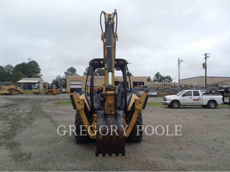 CATERPILLAR RETROESCAVADEIRAS 420F/4MT equipment  photo 6