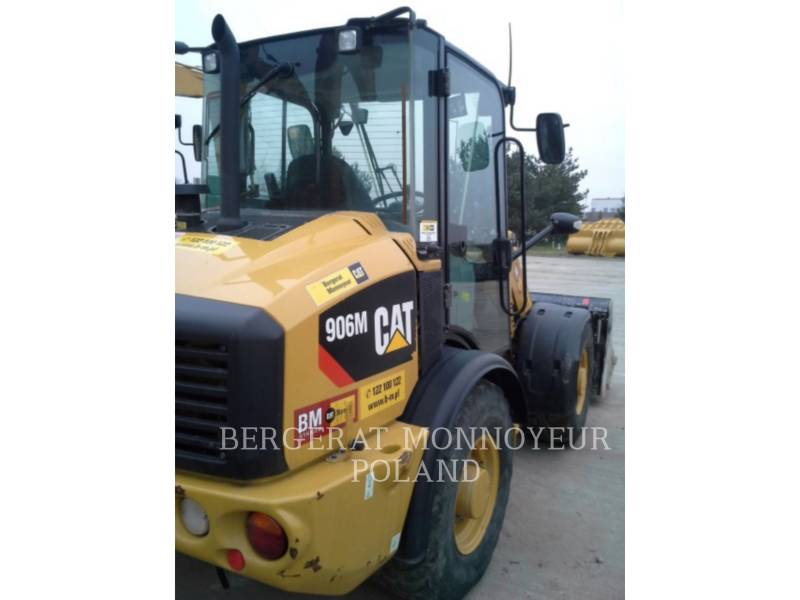CATERPILLAR CARGADORES DE RUEDAS 906 M equipment  photo 5