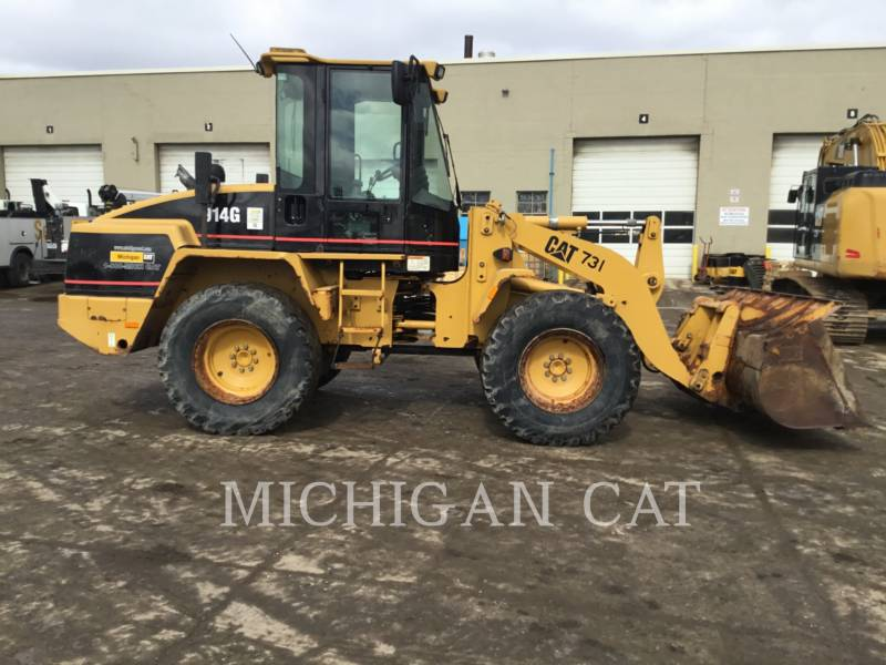 CATERPILLAR WHEEL LOADERS/INTEGRATED TOOLCARRIERS 914G A equipment  photo 13