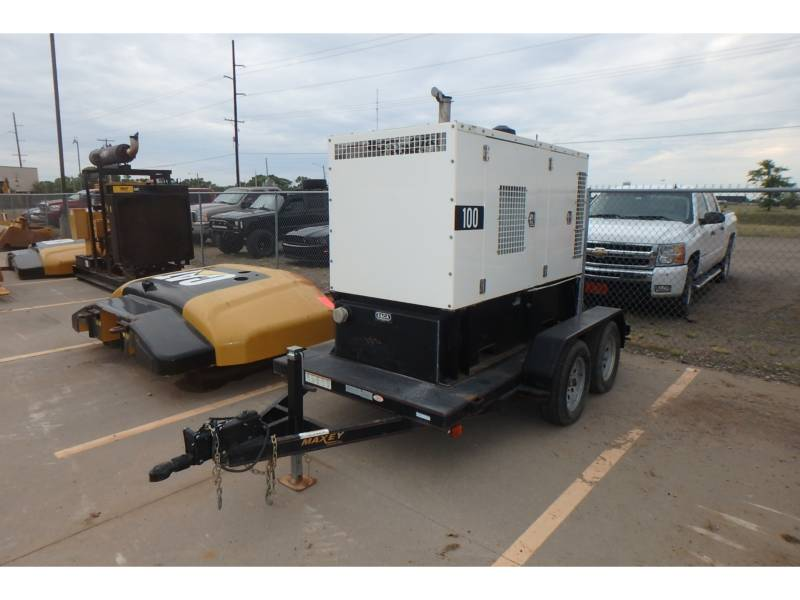 CATERPILLAR PORTABLE GENERATOR SETS NPS-P-100 equipment  photo 1