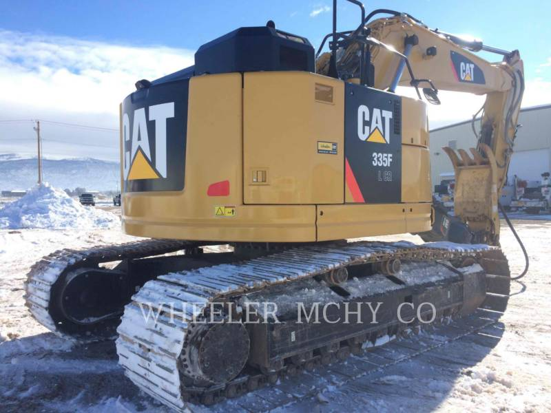 CATERPILLAR TRACK EXCAVATORS 335F CR CF equipment  photo 5