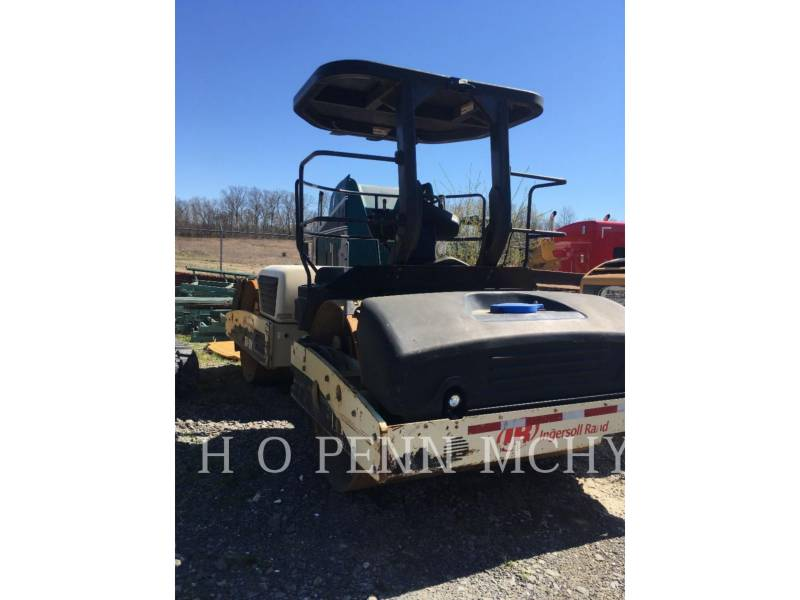 INGERSOLL-RAND ASPHALT PAVERS DD138H equipment  photo 3