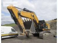 CATERPILLAR KETTEN-HYDRAULIKBAGGER 390FL equipment  photo 2