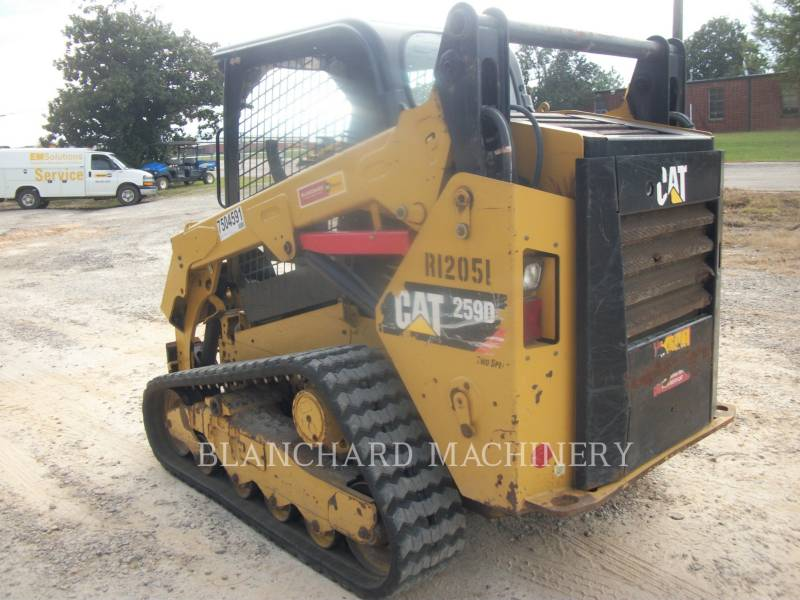 CATERPILLAR DELTALADER 259D equipment  photo 7