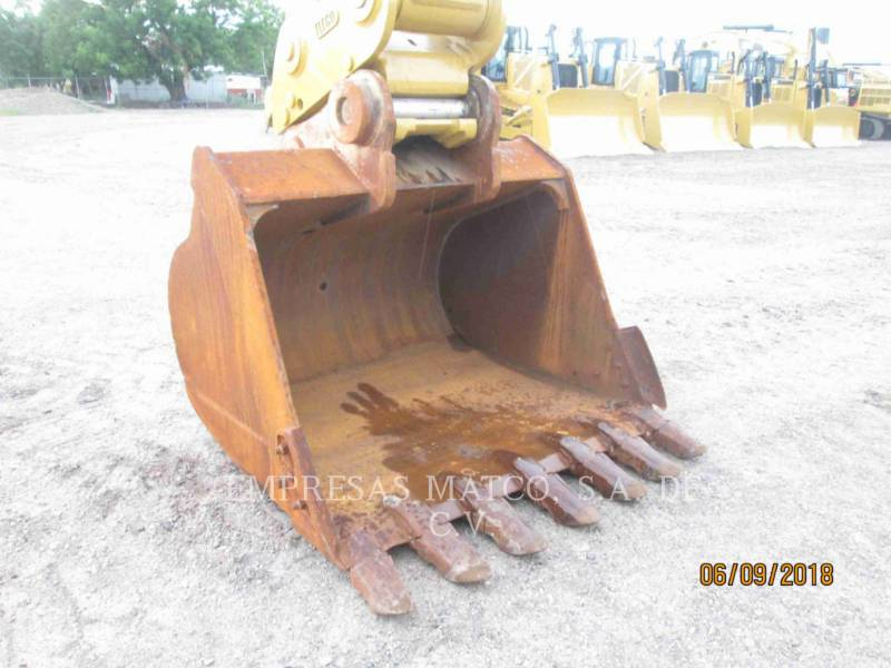 CATERPILLAR KETTEN-HYDRAULIKBAGGER 340D2L equipment  photo 9