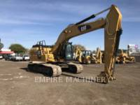 CATERPILLAR ESCAVATORI CINGOLATI 330FL equipment  photo 1