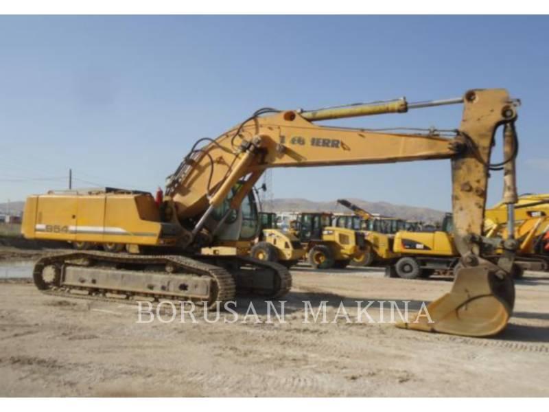 LIEBHERR 鉱業用ショベル/油圧ショベル R954 HD equipment  photo 4