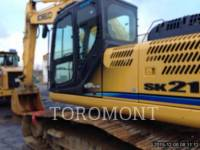 KOBELCO / KOBE STEEL LTD ESCAVADEIRAS SK210 equipment  photo 2