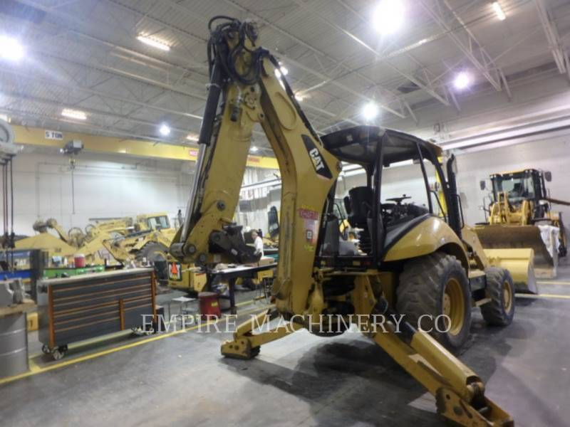CATERPILLAR BACKHOE LOADERS 420F 4EO P equipment  photo 2