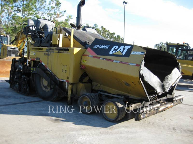 CATERPILLAR STABILIZERS / RECLAIMERS AP1000E equipment  photo 1
