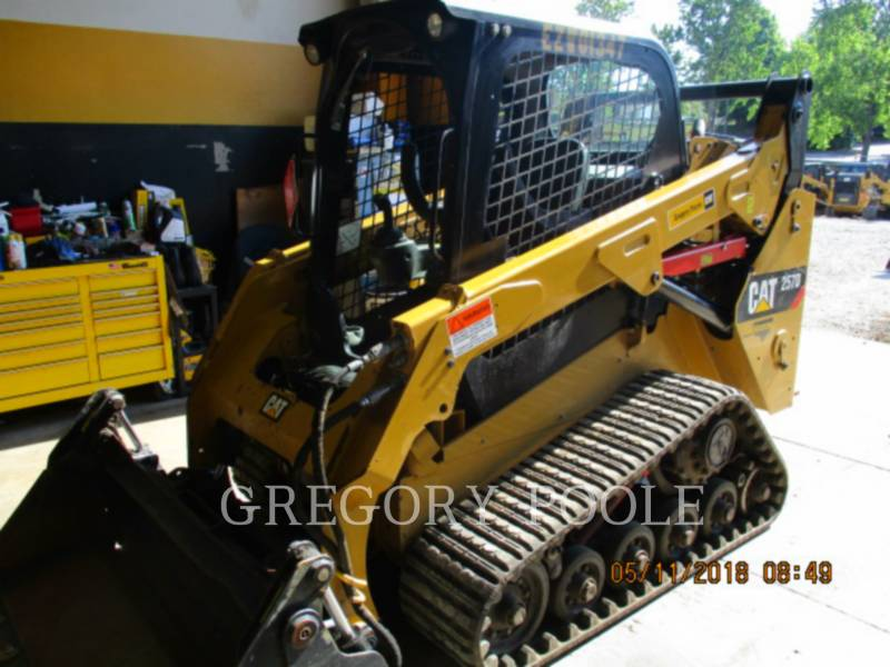CATERPILLAR DELTALADER 257D equipment  photo 1