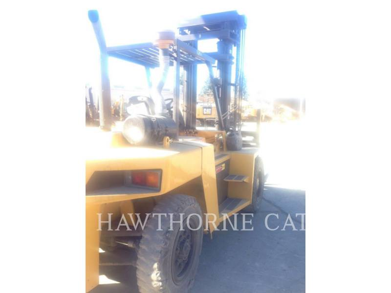 CATERPILLAR FORKLIFTS DP90D equipment  photo 6