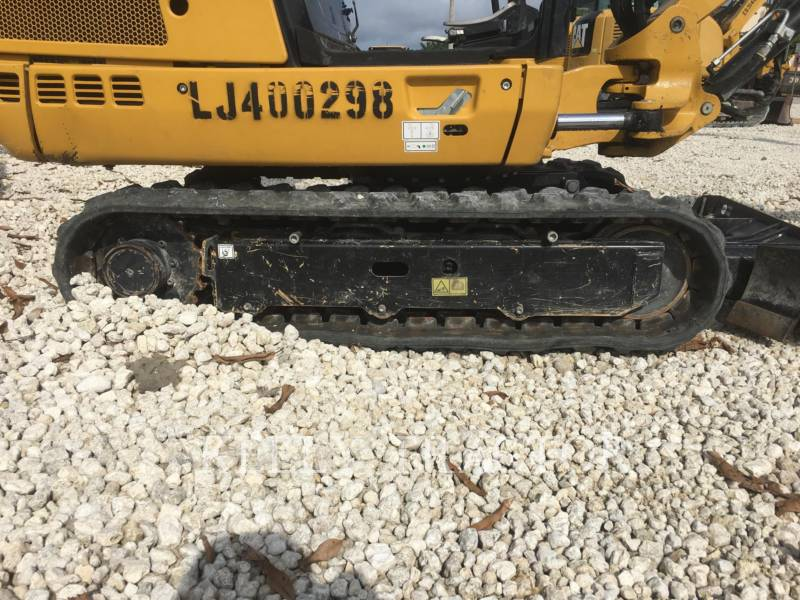 CATERPILLAR TRACK EXCAVATORS 301.7D equipment  photo 10