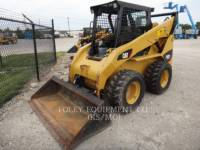CATERPILLAR SKID STEER LOADERS 252B3STD2O equipment  photo 2