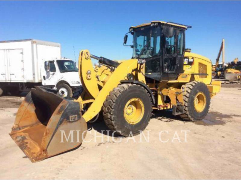 CATERPILLAR CARGADORES DE RUEDAS 930K RQ equipment  photo 2