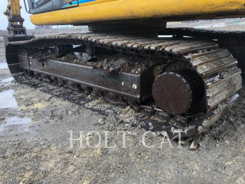 KOBELCO / KOBE STEEL LTD TRACK EXCAVATORS SK350L equipment  photo 10