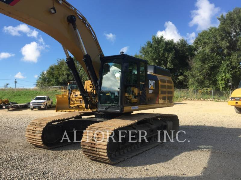 Caterpillar EXCAVATOARE PE ŞENILE 349FL equipment  photo 3
