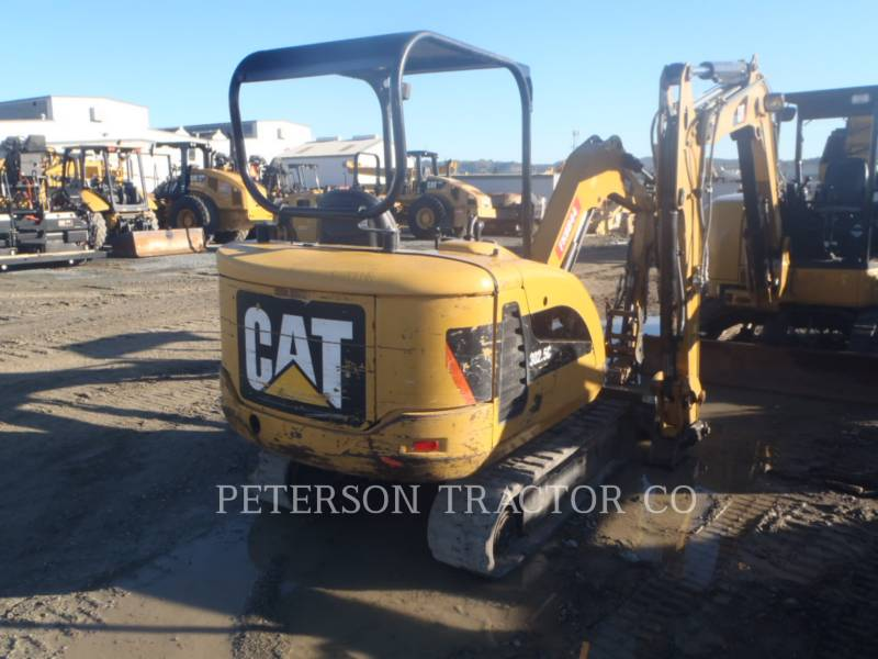 CATERPILLAR TRACK EXCAVATORS 302.5CQ equipment  photo 1