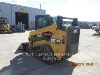 CATERPILLAR 多様地形対応ローダ 257D equipment  photo 5